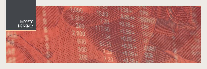 8dbfda914 As movimentações na Bolsa de Valores devem ser informadas no Imposto de  Renda